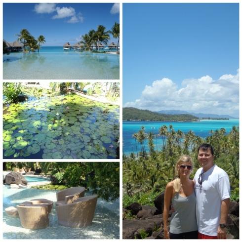 The Grounds: Hilton Bora Bora
